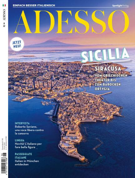 ADESSO - Einfach besser Italienisch May 29, 2017 00:00
