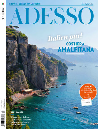 ADESSO - Einfach besser Italienisch 07/2017