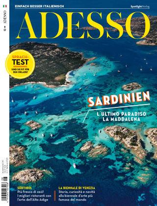 ADESSO - Einfach besser Italienisch 08/2017