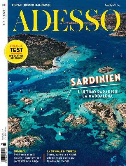 ADESSO - Einfach besser Italienisch July 25, 2017 00:00