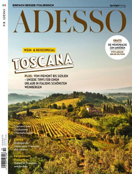 ADESSO - Einfach besser Italienisch September 27, 2017 00:00