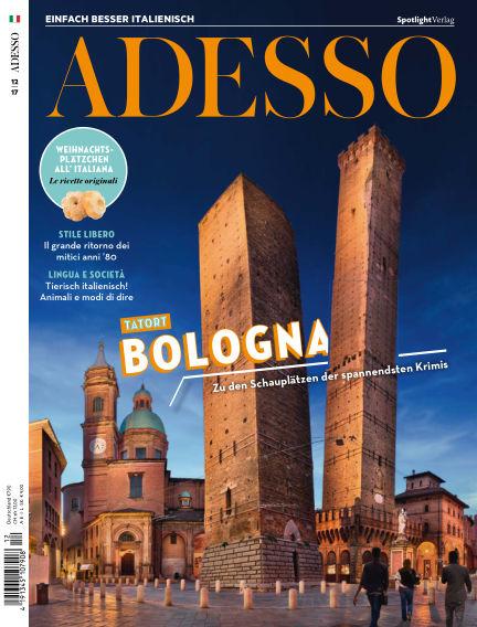 ADESSO - Einfach besser Italienisch November 28, 2017 00:00