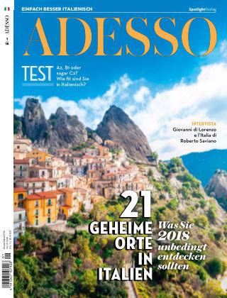 ADESSO - Einfach besser Italienisch 01/2018