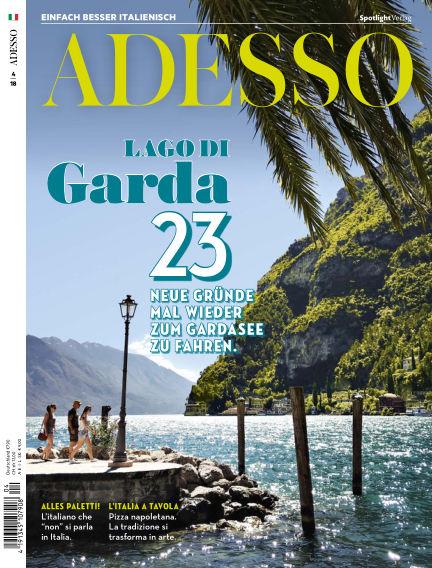 ADESSO - Einfach besser Italienisch March 27, 2018 00:00