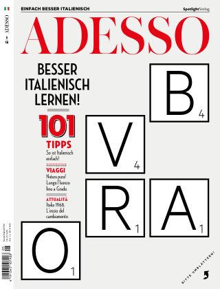 ADESSO - Einfach besser Italienisch 05/2018