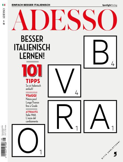 ADESSO - Einfach besser Italienisch April 24, 2018 00:00