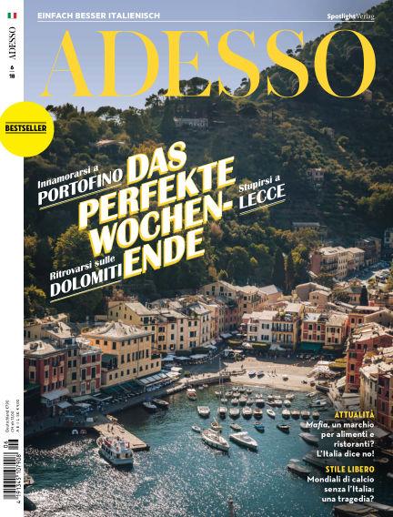 ADESSO - Einfach besser Italienisch May 29, 2018 00:00