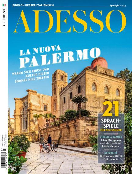 ADESSO - Einfach besser Italienisch June 26, 2018 00:00