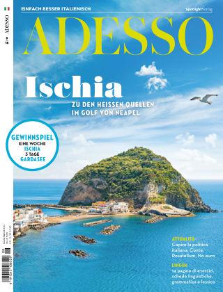 ADESSO - Einfach besser Italienisch 08/2018