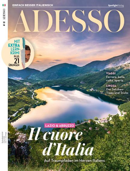 ADESSO - Einfach besser Italienisch September 25, 2018 00:00