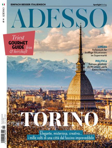 ADESSO - Einfach besser Italienisch October 23, 2018 00:00