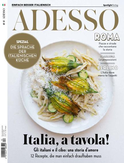 ADESSO - Einfach besser Italienisch November 13, 2018 00:00