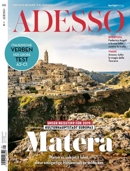 ADESSO - Einfach besser Italienisch December 18, 2018 00:00