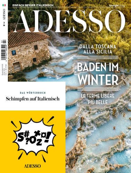 ADESSO - Einfach besser Italienisch January 22, 2019 00:00