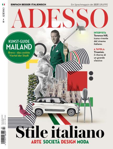 ADESSO - Einfach besser Italienisch February 19, 2019 00:00