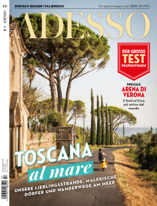 ADESSO - Einfach besser Italienisch 07/2019