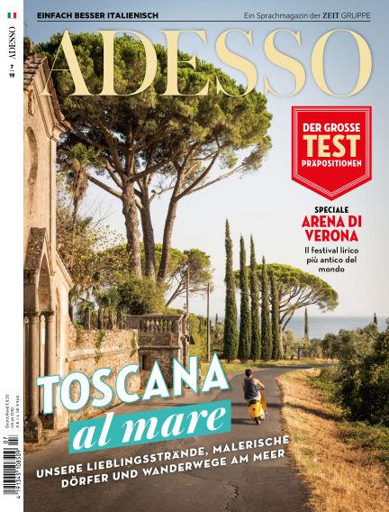 ADESSO - Einfach besser Italienisch May 28, 2019 00:00