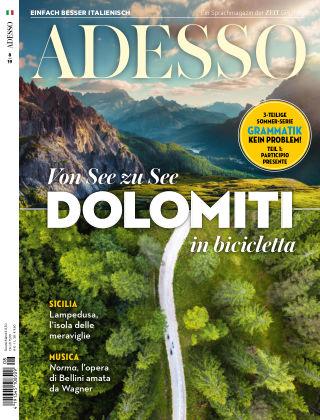 ADESSO - Einfach besser Italienisch 08/2019
