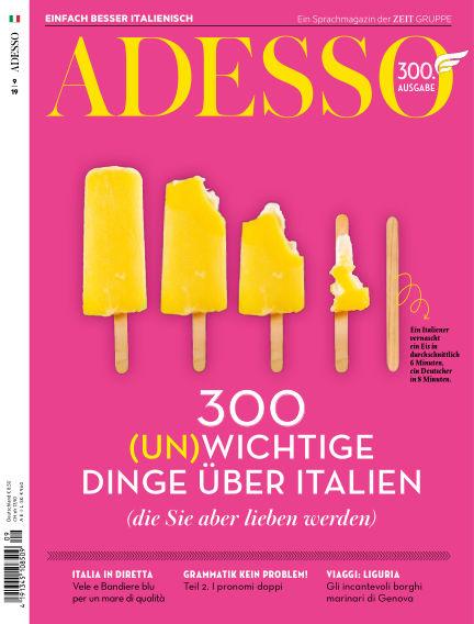 ADESSO - Einfach besser Italienisch July 17, 2019 00:00