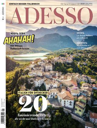 ADESSO - Einfach besser Italienisch 01/2020