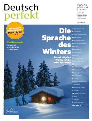 Deutsch perfekt - Einfach besser Deutsch 01/2017