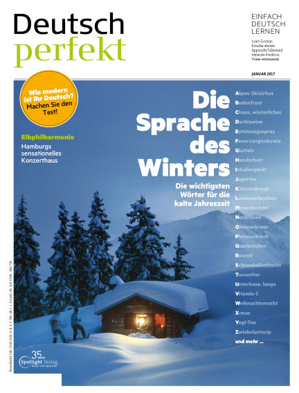 Deutsch perfekt - Einfach besser Deutsch December 14, 2016 00:00