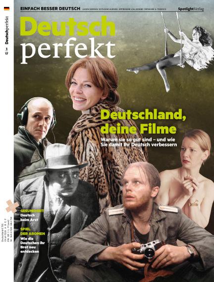 Deutsch perfekt - Einfach besser Deutsch February 21, 2017 00:00