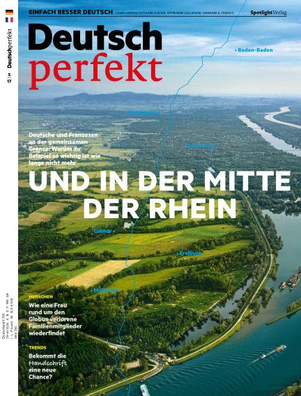 Deutsch perfekt - Einfach besser Deutsch April 25, 2017 00:00