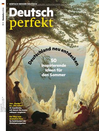 Deutsch perfekt - Einfach besser Deutsch 06/2017