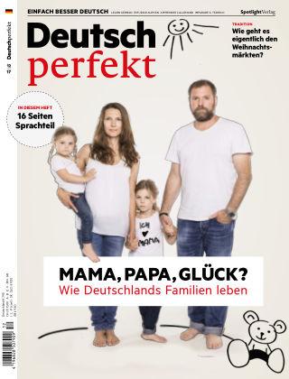 Deutsch perfekt - Einfach besser Deutsch 12/2017