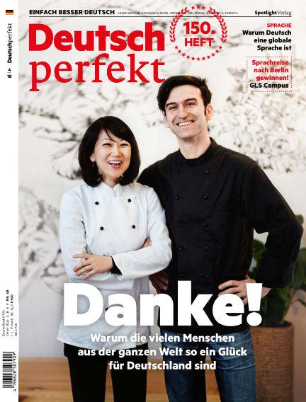 Deutsch perfekt - Einfach besser Deutsch March 27, 2018 00:00