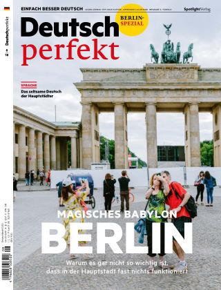 Deutsch perfekt - Einfach besser Deutsch 08/2018
