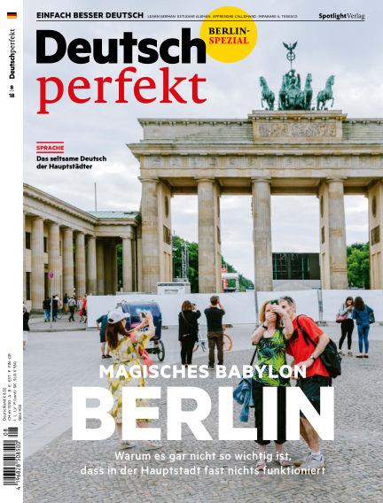 Deutsch perfekt - Einfach besser Deutsch July 24, 2018 00:00