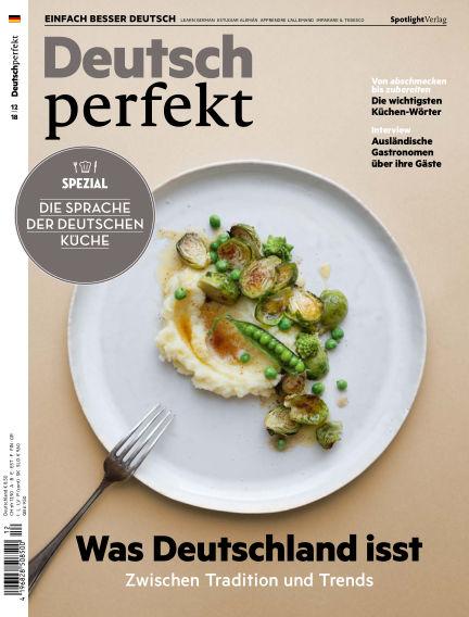 Deutsch perfekt - Einfach besser Deutsch November 13, 2018 00:00