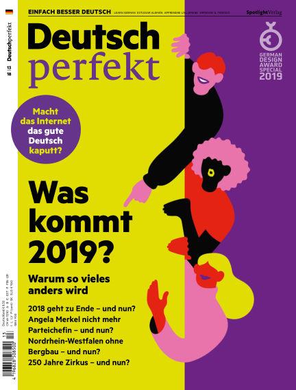 Deutsch perfekt - Einfach besser Deutsch November 27, 2018 00:00