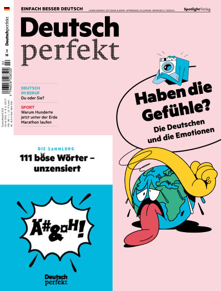 Deutsch perfekt - Einfach besser Deutsch January 22, 2019 00:00