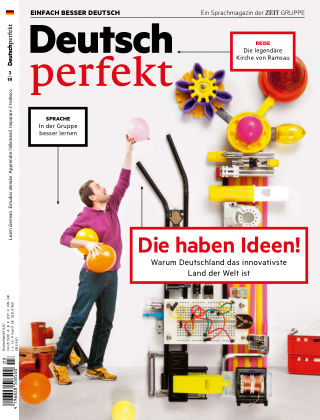 Deutsch perfekt - Einfach besser Deutsch 03/2019