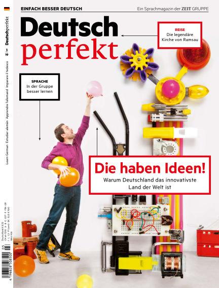 Deutsch perfekt - Einfach besser Deutsch February 19, 2019 00:00