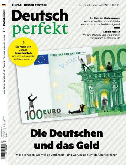 Deutsch perfekt - Einfach besser Deutsch April 09, 2019 00:00