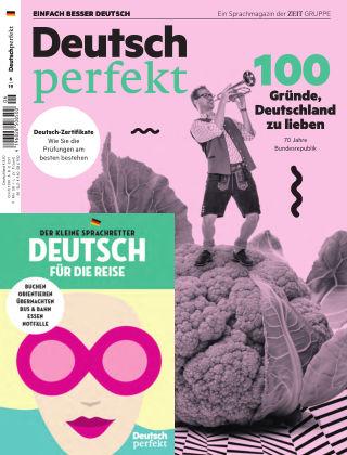 Deutsch perfekt - Einfach besser Deutsch 06/2019