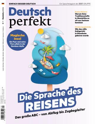 Deutsch perfekt - Einfach besser Deutsch 07/2019