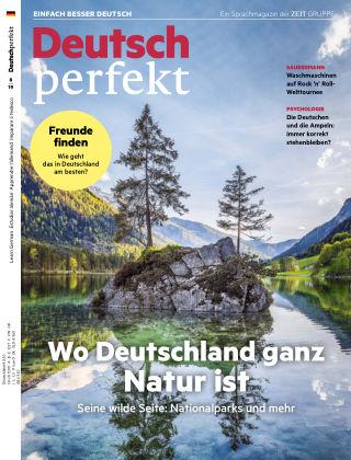 Deutsch perfekt - Einfach besser Deutsch 08/2019