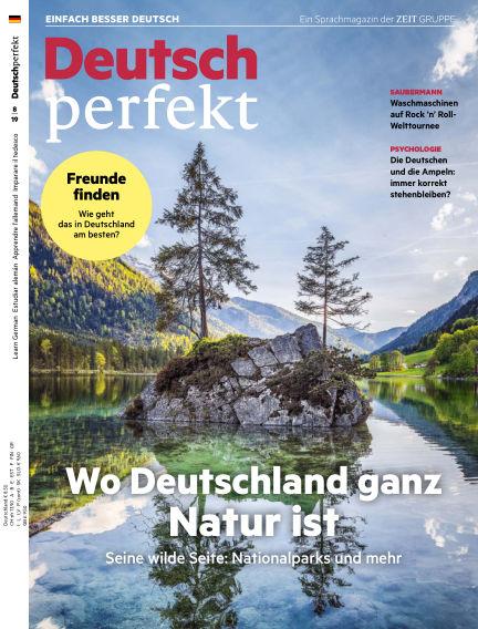 Deutsch perfekt - Einfach besser Deutsch June 26, 2019 00:00