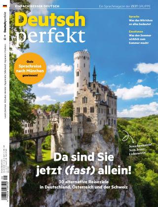 Deutsch perfekt - Einfach besser Deutsch 09/2019