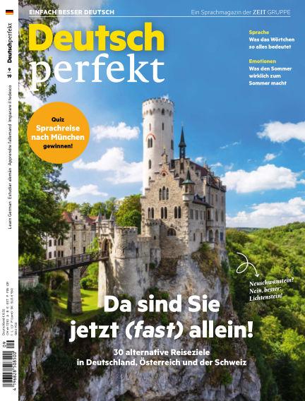 Deutsch perfekt - Einfach besser Deutsch July 17, 2019 00:00