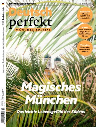 Deutsch perfekt - Einfach besser Deutsch 10/2019
