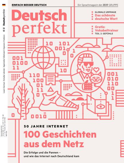 Deutsch perfekt - Einfach besser Deutsch October 02, 2019 00:00