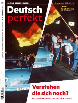 Deutsch perfekt - Einfach besser Deutsch 13/2019