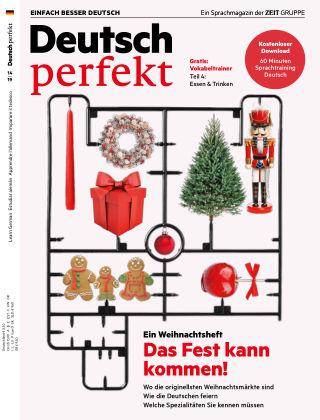 Deutsch perfekt - Einfach besser Deutsch 14/2019