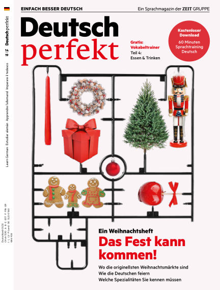 Deutsch perfekt - Einfach besser Deutsch November 20, 2019 00:00